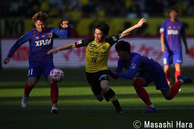 ルヴァンカップ制覇のFC東京「陰のMVP」が生まれた理由  柏ーFC東京 PHOTOギャラリー「ピッチの焦点」の画像004