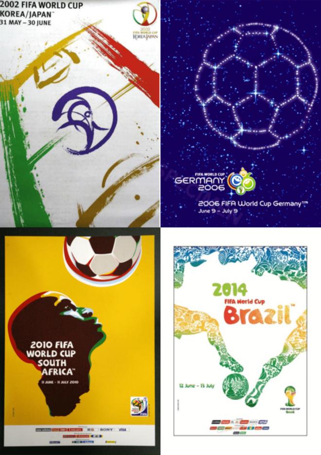 大住良之の「この世界のコーナーエリアから」第79回「ワールドカップ、ポスターは世に連れ…」(4)「記念切手を見て心に浮かぶ『暮らしにくさ』」の画像001