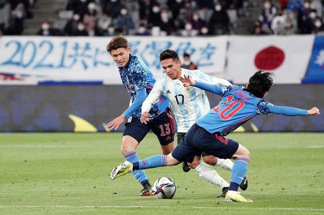 PHOTOギャラリー「ピッチの焦点」【国際親善試合 U-24日本代表vsU-24アルゼンチン代表 2021年3月26日 19:00キックオフ】の画像014