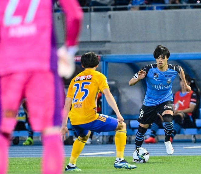 川崎、忍耐のドロー!(2)仙台戦で分かった「ACLまでに必要なもの」の画像031