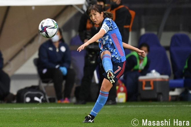 【なでしこジャパン】パラグアイ戦「7対0圧勝」に見えた日本女子サッカーの現在地の画像006