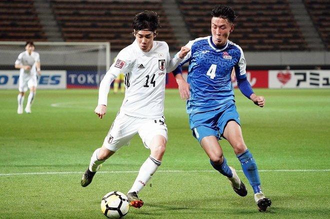 PHOTOギャラリー「ピッチの焦点」【W杯アジア2次予選 日本代表対モンゴル代表 2021年3月30日 19:30キックオフ】(渡辺航滋)の画像008
