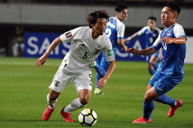 PHOTOギャラリー「ピッチの焦点」【W杯アジア2次予選 日本代表対モンゴル代表 2021年3月30日 19:30キックオフ】(渡辺航滋)の画像005