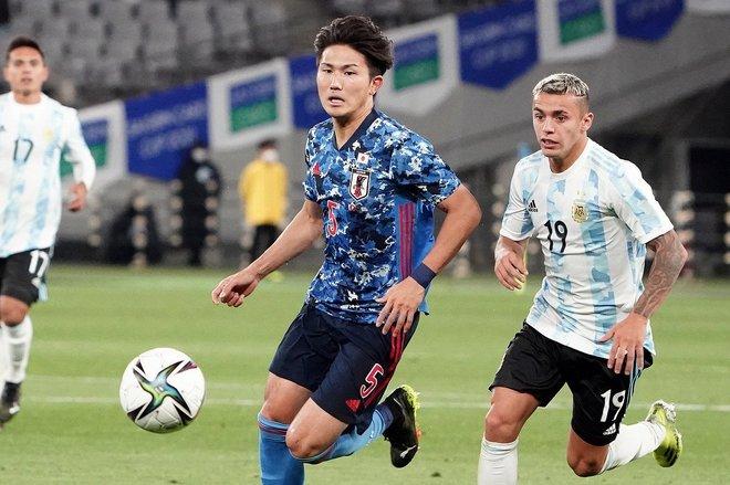 PHOTOギャラリー「ピッチの焦点」【国際親善試合 U-24日本代表vsU-24アルゼンチン代表 2021年3月26日 19:00キックオフ】の画像013