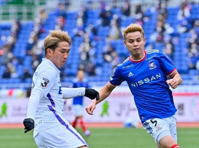 横浜FM、価値ある粘り分け(1)「3アシスト」を生んだ決定的な選手交代の画像033