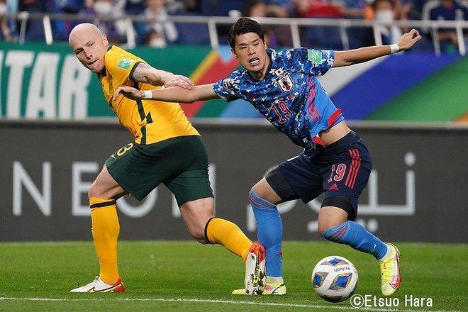 ワールドカップ最終予選【サッカー日本代表VSオーストラリア代表】「窮地」の中での大歓喜!日本がオーストラリアに2対1で勝利 原悦生PHOTOギャラリー「サッカー遠近」の画像004