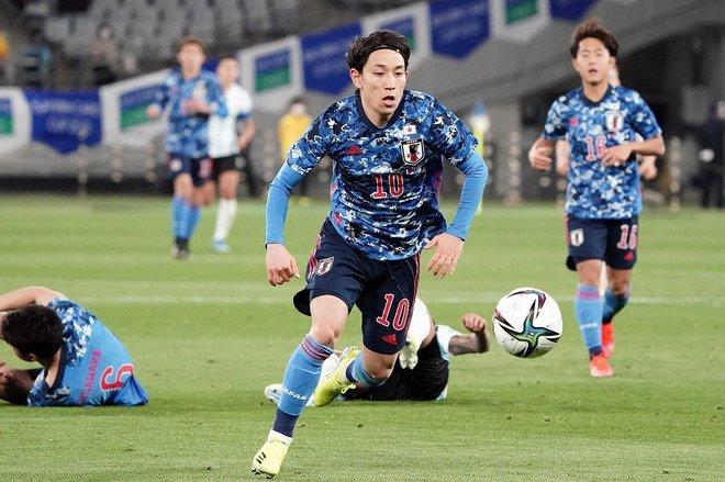 PHOTOギャラリー「ピッチの焦点」【国際親善試合 U-24日本代表vsU-24アルゼンチン代表 2021年3月26日 19:00キックオフ】の画像010
