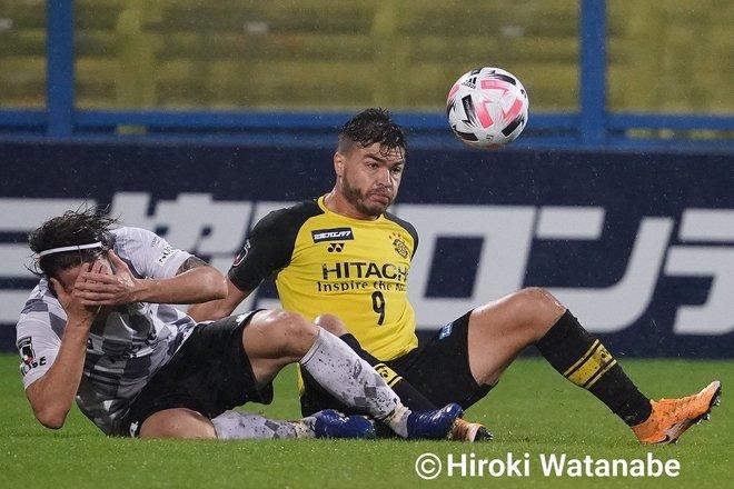 「4対0」でもイニエスタの猛追撃「柏ー神戸」PHOTOギャラリー「ピッチの焦点」の画像005