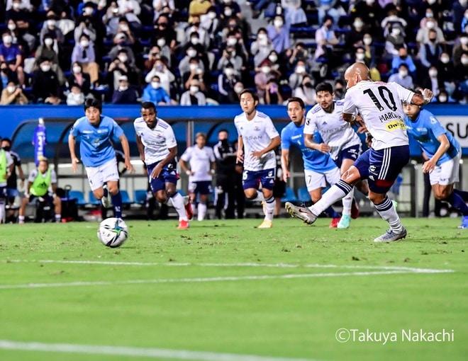 【痛み分けの横浜ダービー(1)】勝敗を左右したのは「スピードのコントロール」の画像004