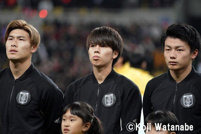 スペイン人指導者が見た日本代表「東京五輪とW杯8強」(5)フル代表への「U-24昇格組」3人と五輪「OA候補」の3人の画像003