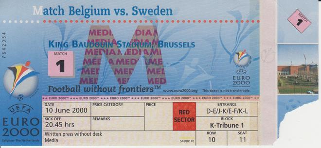 後藤健生の「蹴球放浪記」連載第55回 EURO1996「オールド・トラッフォードの魔法の穴」の巻の画像001
