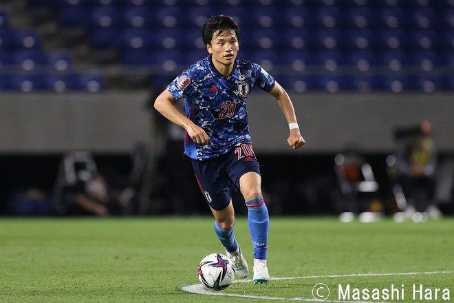 PHOTOギャラリー「ピッチの焦点」【W杯アジア2次予選 日本vsタジキスタン 2021年6月7日 19:30キックオフ】の画像006