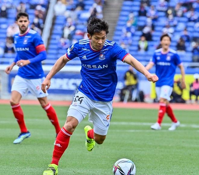 横浜FM、価値ある粘り分け(1)「3アシスト」を生んだ決定的な選手交代の画像021