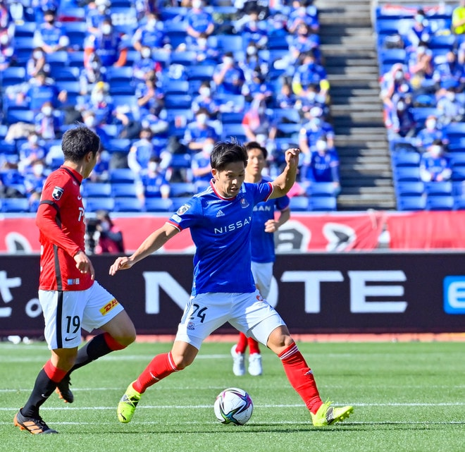 横浜Fマリノス、赤い悪魔を撃破!(2)改革中のレッズに見せつけた「完成度の違い」の画像040