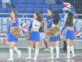 ズブ濡れチアがトリコロールパラソルの舞! 逆転で横浜Mが「3戦連続3得点勝利」の画像003