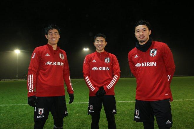 日本代表メキシコ戦直前(1)森保一監督「理想どおりいかなくても、勝っていくのが強いチーム」の画像011