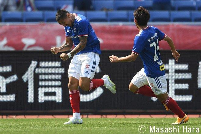 【J1分析】横浜FM対清水「同点、同時の選手交代」で見えた「ボスとミステル」矜持の画像003