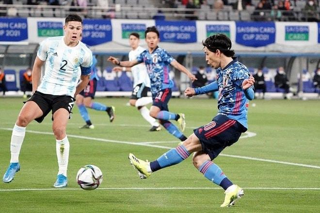 PHOTOギャラリー「ピッチの焦点」【国際親善試合 U-24日本代表vsU-24アルゼンチン代表 2021年3月26日 19:00キックオフ】の画像002