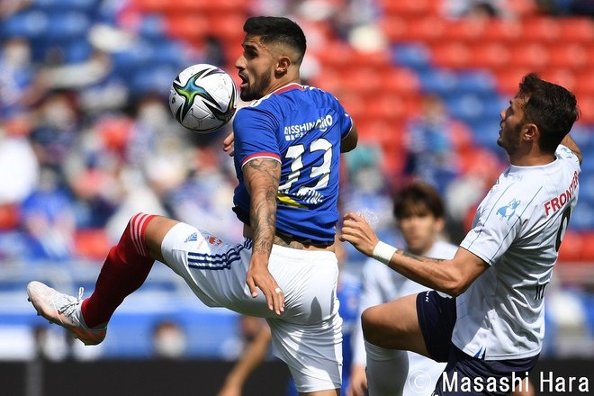 【J1分析】横浜F・マリノス5対0で快勝!もう1人の「偉大なキャプテン」の画像003