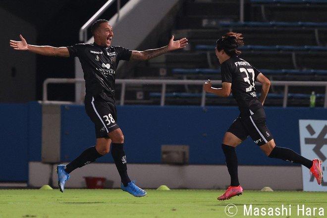 【J1分析】FWフェリペ・ヴィゼウ「自分のやるべき役割がはっきりした」【横浜FC対ガンバ大阪】横浜FC最下位脱出!(1)の画像004