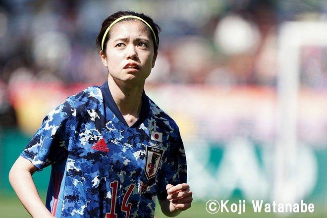 PHOTOギャラリー「ピッチの焦点」【国際親善試合 日本女子代表vsパナマ女子代表 2021年4月11日 6:04キックオフ】(撮影/渡辺航滋)の画像011