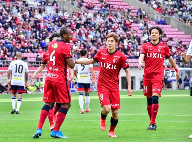鹿島、横浜FMに大勝!(1)土居聖真のハットを呼び込んだ「後半の戦術変更」の画像009