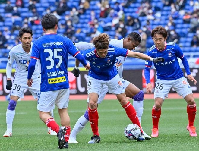 横浜FM、価値ある粘り分け(1)「3アシスト」を生んだ決定的な選手交代の画像035