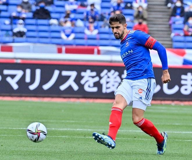 横浜FM、価値ある粘り分け(1)「3アシスト」を生んだ決定的な選手交代の画像016