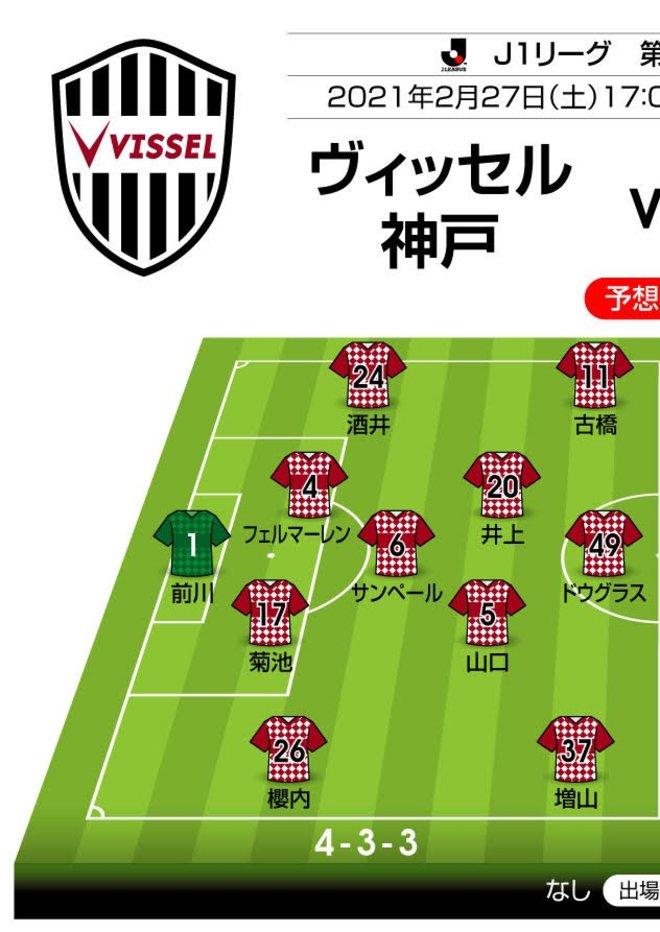 多彩な攻撃カードで流れを引き寄せる!「J1プレビュー」神戸―G大阪の画像001