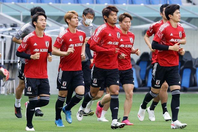 【日本代表】5連戦ラストに向けて最後のトレーニング【6月14日】PHOTOギャラリー「ピッチの焦点」の画像013