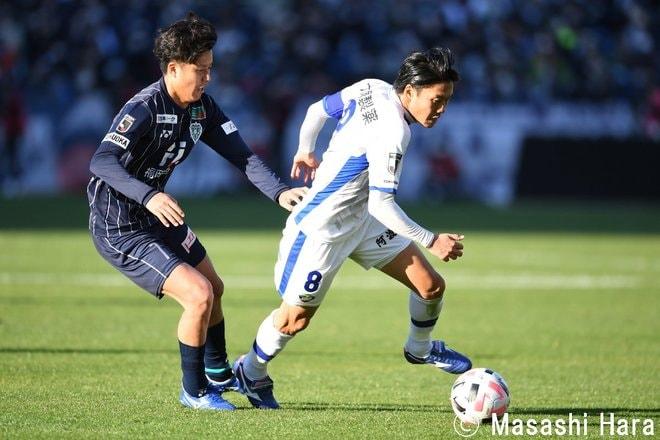 「J2に別れを告げる45分!」福岡ー徳島 PHOTOギャラリー「ピッチの焦点」の画像002