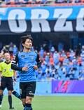川崎、23戦無敗!(2)1得点・田中碧が吐露した「質の低さにガッカリした」の画像029