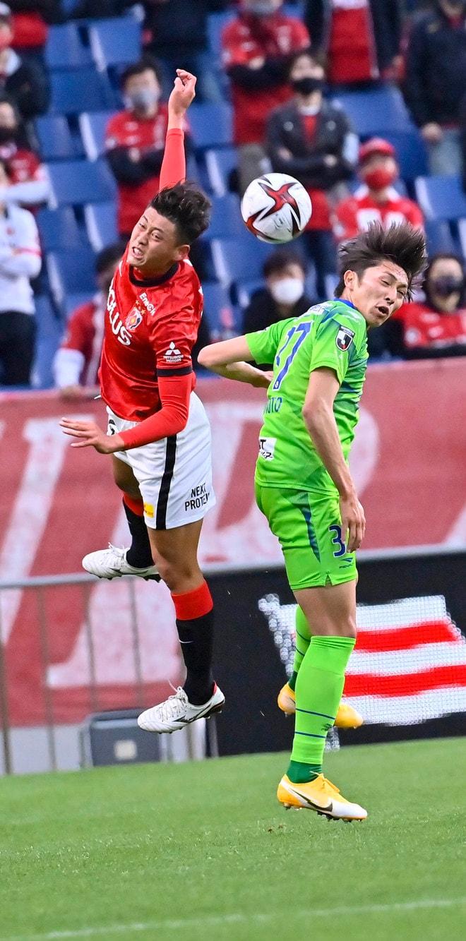 【Jカップ分析】痛恨ドローで浦和は3位後退(1)前半好機は汰木康也の1本だけ…不安な攻撃力の画像003