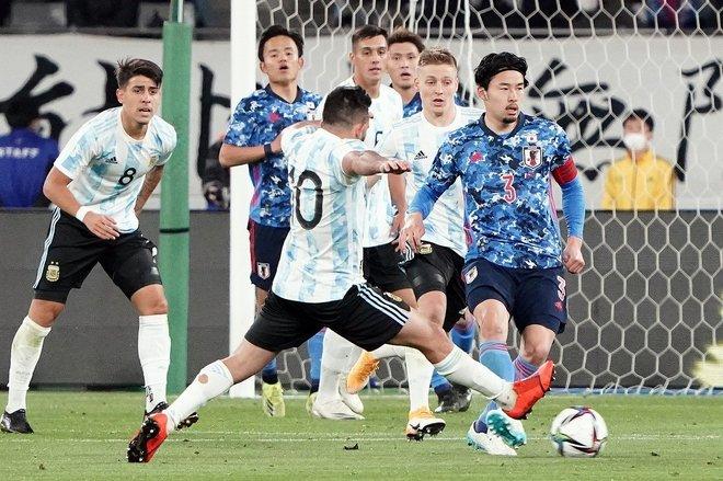 PHOTOギャラリー「ピッチの焦点」【国際親善試合 U-24日本代表vsU-24アルゼンチン代表 2021年3月26日 19:00キックオフ】の画像011
