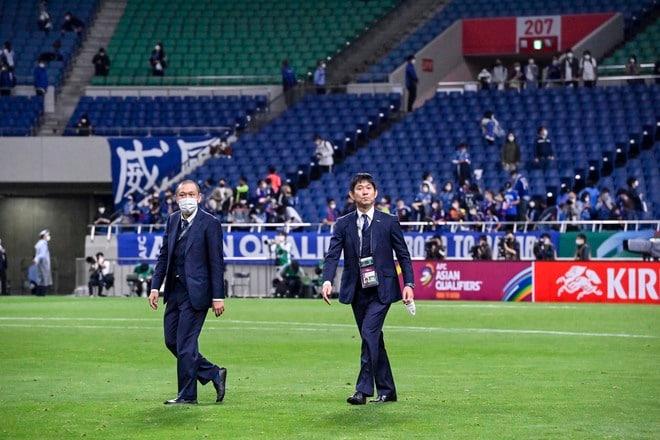 """異例! サッカー日本代表・森保一監督が「オーストラリア戦後にサポーターに叫んだ""""魂の言葉""""」の画像013"""