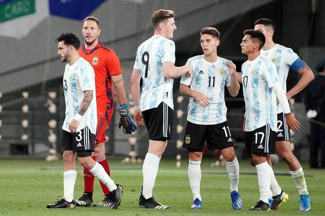 PHOTOギャラリー「ピッチの焦点」【国際親善試合 U-24日本代表vsU-24アルゼンチン代表 2021年3月26日 19:00キックオフ】の画像019