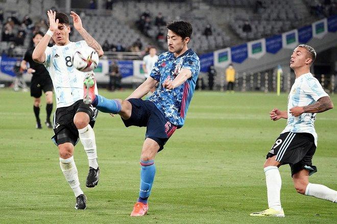 PHOTOギャラリー「ピッチの焦点」【国際親善試合 U-24日本代表vsU-24アルゼンチン代表 2021年3月26日 19:00キックオフ】の画像012