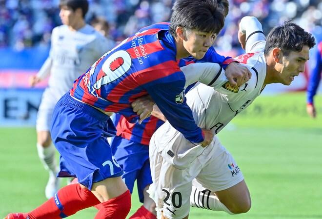 川崎、多摩川クラシコで圧倒!(3)試合の流れを変えかけた「1万7000人の観衆」の画像056