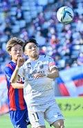 川崎、多摩川クラシコで圧倒!(3)試合の流れを変えかけた「1万7000人の観衆」の画像062