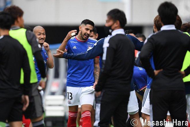 【J1分析】横浜F・マリノス5対0で快勝!もう1人の「偉大なキャプテン」の画像001