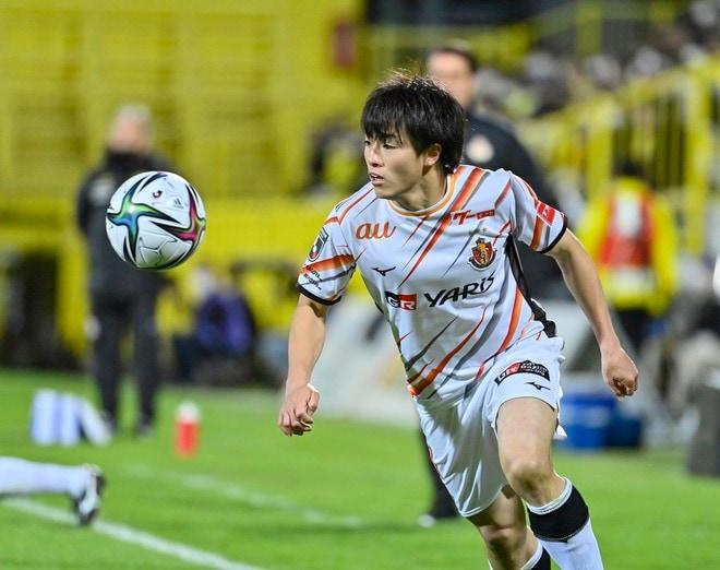 名古屋グランパス、タフに3連勝!(3)サイドを制するために「5-4-1」変更の画像003