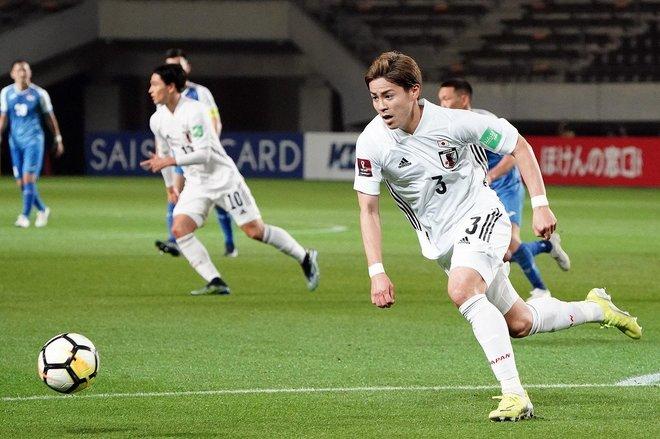 PHOTOギャラリー「ピッチの焦点」【W杯アジア2次予選 日本代表対モンゴル代表 2021年3月30日 19:30キックオフ】(渡辺航滋)の画像007