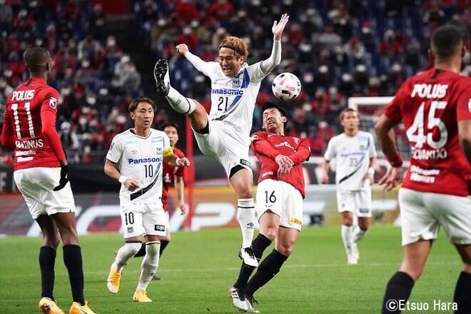浦和の悲劇「もっと明るい午後を!」原悦生PHOTOギャラリー「サッカー遠近」 浦和ーG大阪の画像004
