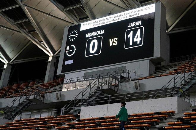 PHOTOギャラリー「ピッチの焦点」【W杯アジア2次予選 日本代表対モンゴル代表 2021年3月30日 19:30キックオフ】(渡辺航滋)の画像018