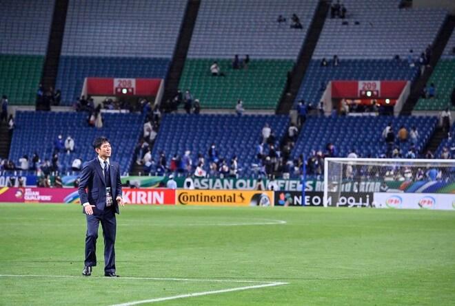 """異例! サッカー日本代表・森保一監督が「オーストラリア戦後にサポーターに叫んだ""""魂の言葉""""」の画像015"""