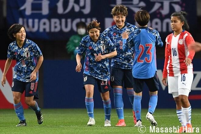 【なでしこジャパン】パラグアイ戦「7対0圧勝」に見えた日本女子サッカーの現在地の画像001