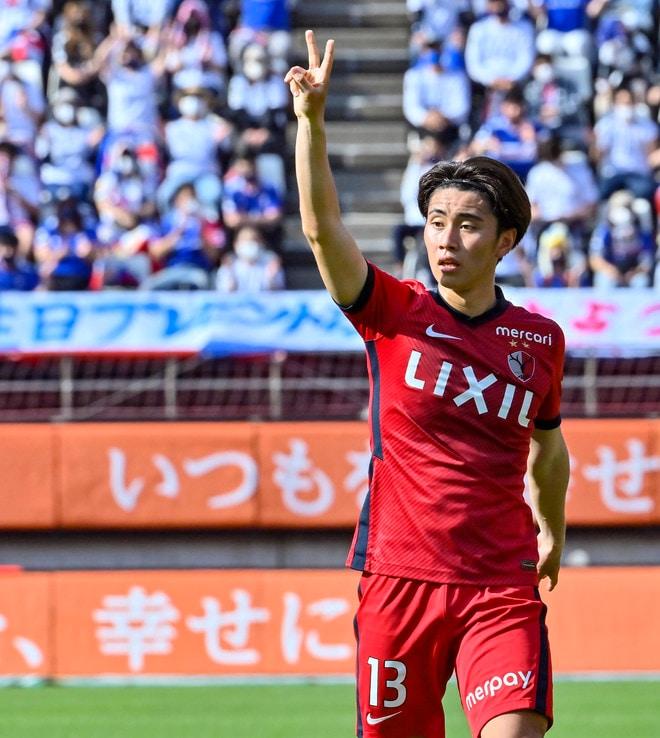 鹿島、横浜FMに大勝!(2)4連勝の相馬アントラーズ「ザーゴ鹿島と違うもの」の画像038