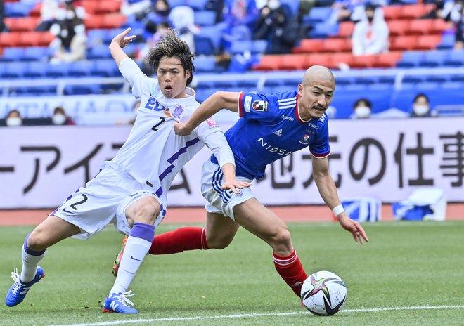 横浜FM、価値ある粘り分け(1)「3アシスト」を生んだ決定的な選手交代の画像004