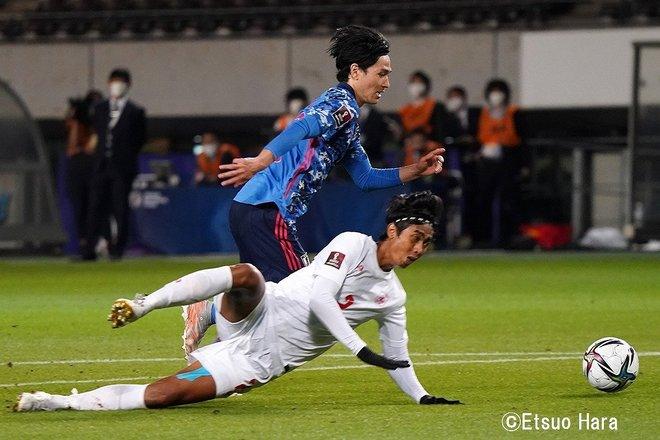 【日本ーミャンマー】「海外19クラブの23人」日本代表が10得点 原悦生PHOTOギャラリー「サッカー遠近」 の画像005