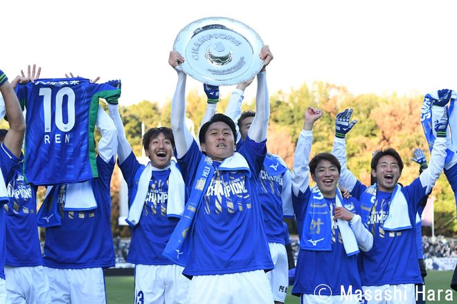 「J2に別れを告げる45分!」福岡ー徳島 PHOTOギャラリー「ピッチの焦点」の画像001